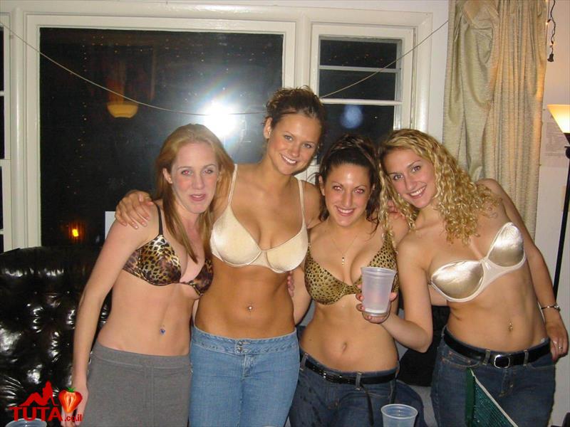 Girls gone wild bachelorette party